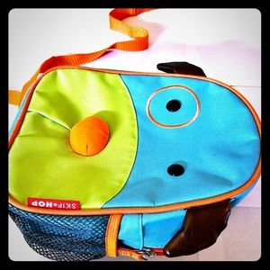 Skip/hop target brand toddler backpack w harness